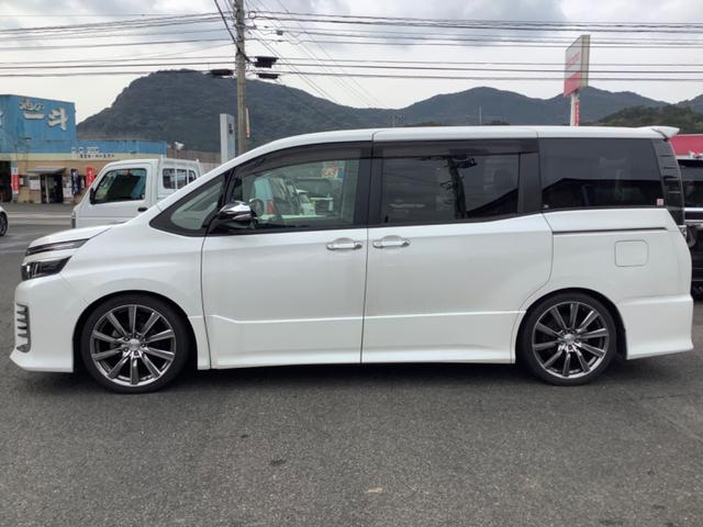 「トヨタ」「ヴォクシー」「ミニバン・ワンボックス」「長崎県」の中古車5