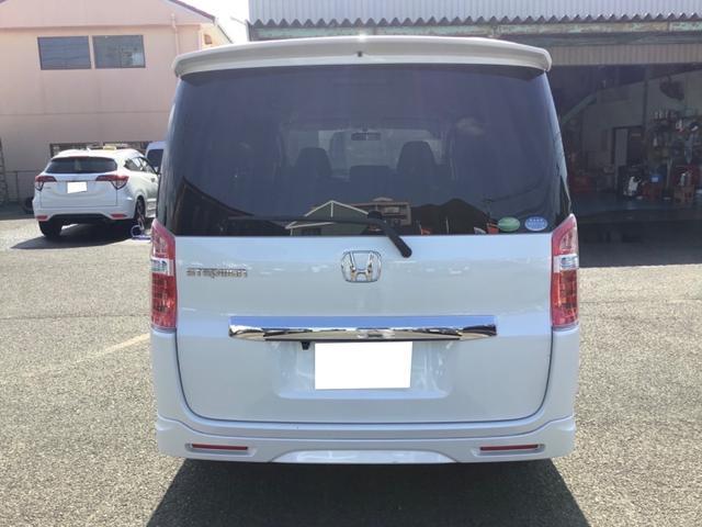 「ホンダ」「ステップワゴン」「ミニバン・ワンボックス」「長崎県」の中古車3