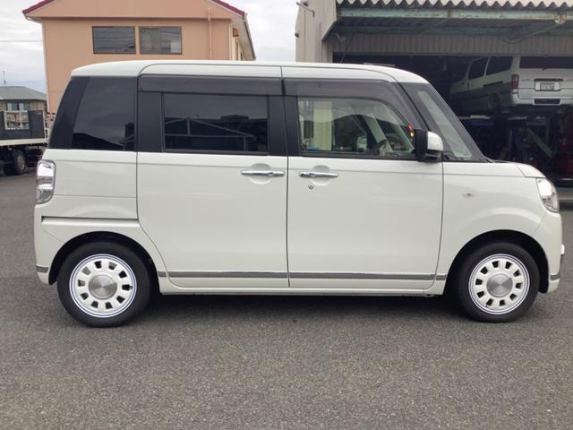 「ダイハツ」「ムーヴキャンバス」「コンパクトカー」「長崎県」の中古車4