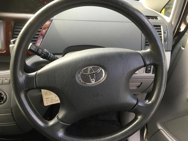 トヨタ ノア X ワンオーナー車 両側スライドドア キーレス HIDライト