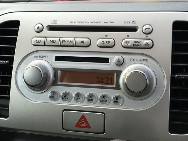 ウィット XS ワンオーナー エアロ 純正AW CD MD(16枚目)