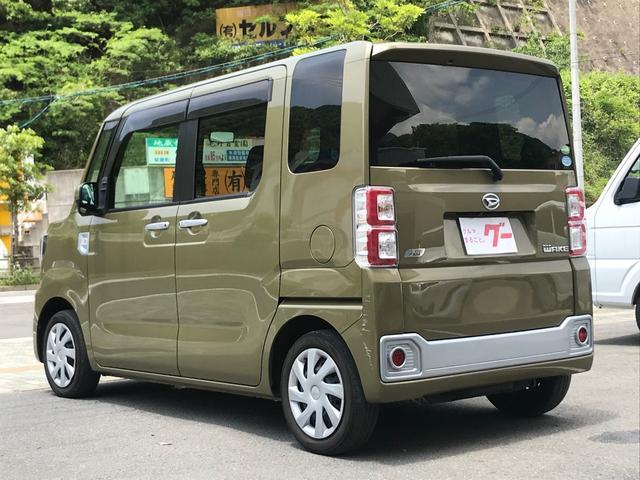 「ダイハツ」「ウェイク」「コンパクトカー」「長崎県」の中古車6