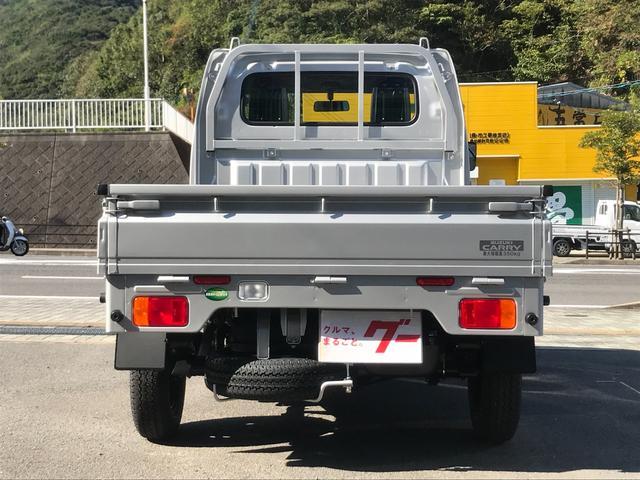 KCエアコン・パワステ 保証付 届出済未使用車 禁煙車 5速MT 三方開 純正ラジオ 運転席エアバッグ 助手席エアバッグ ABS(5枚目)