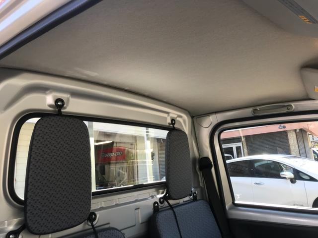 KCエアコン・パワステ 保証付 届出済未使用車 禁煙車 5速MT 三方開 純正ラジオ 運転席エアバッグ 助手席エアバッグ ABS(17枚目)