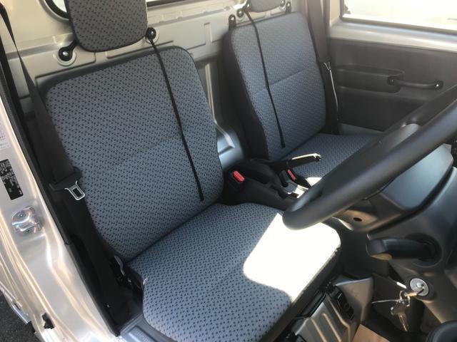 KCエアコン・パワステ 保証付 届出済未使用車 禁煙車 5速MT 三方開 純正ラジオ 運転席エアバッグ 助手席エアバッグ ABS(18枚目)