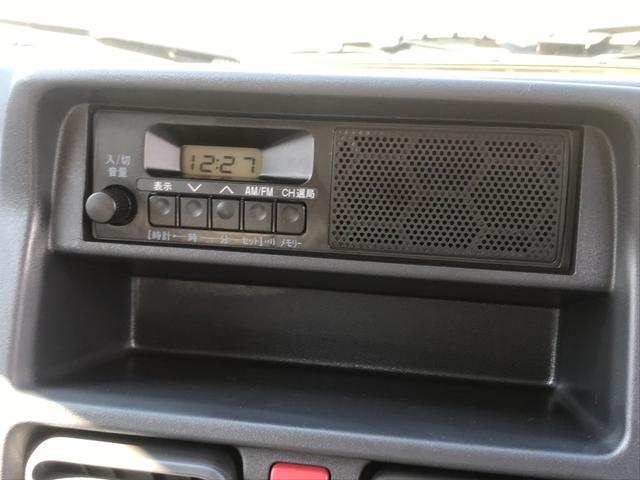 KCエアコン・パワステ 保証付 届出済未使用車 禁煙車 5速MT 三方開 純正ラジオ 運転席エアバッグ 助手席エアバッグ ABS(21枚目)