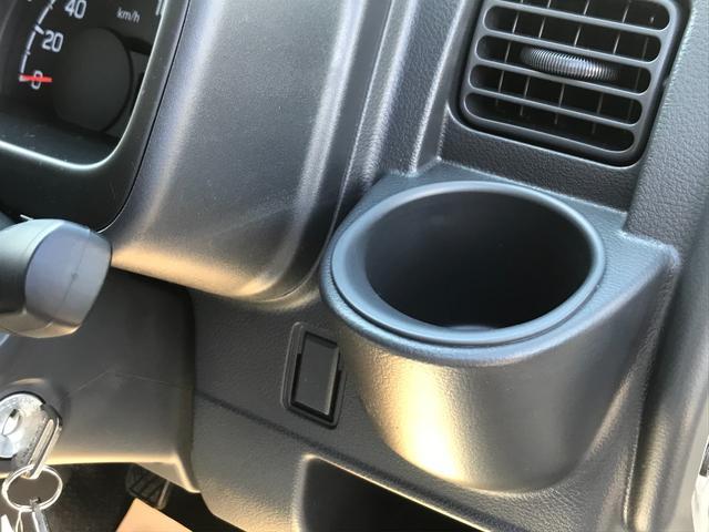 KCエアコン・パワステ 保証付 届出済未使用車 禁煙車 5速MT 三方開 純正ラジオ 運転席エアバッグ 助手席エアバッグ ABS(25枚目)