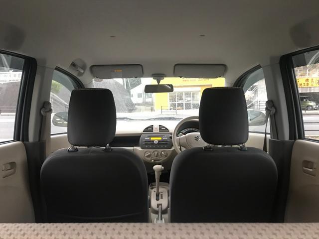 F 保証付 キーレス 純正CDオーディオ 盗難防止システム フロアAT 運転席エアバッグ 助手席エアバッグ エアコン パワステ パワーウィンドウ(14枚目)