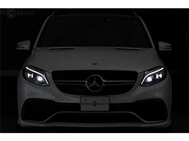 GLE63 S 4マチック パノラミックスライディングルーフ 21インチマットブラックアルミホイール AMGドライバーズパッケージ エアマティックサスペンション アダプティブブレーキ シートベンチレーター シートヒーター(8枚目)