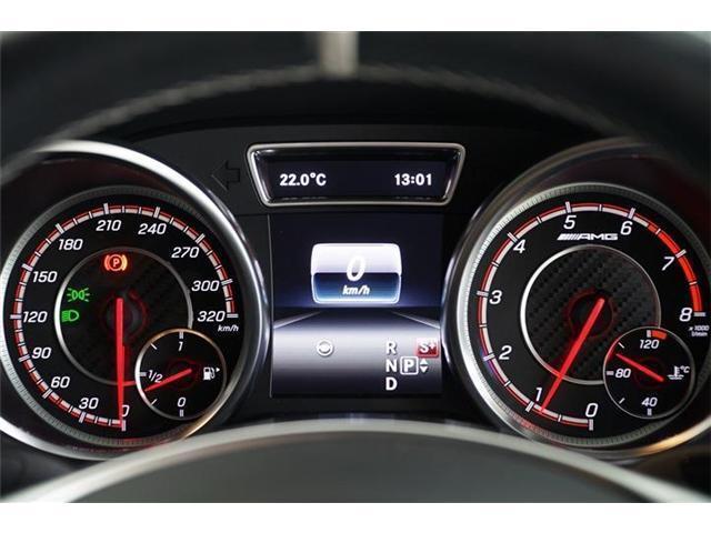 GLE63 S 4マチック パノラミックスライディングルーフ 21インチマットブラックアルミホイール AMGドライバーズパッケージ エアマティックサスペンション アダプティブブレーキ シートベンチレーター シートヒーター(17枚目)