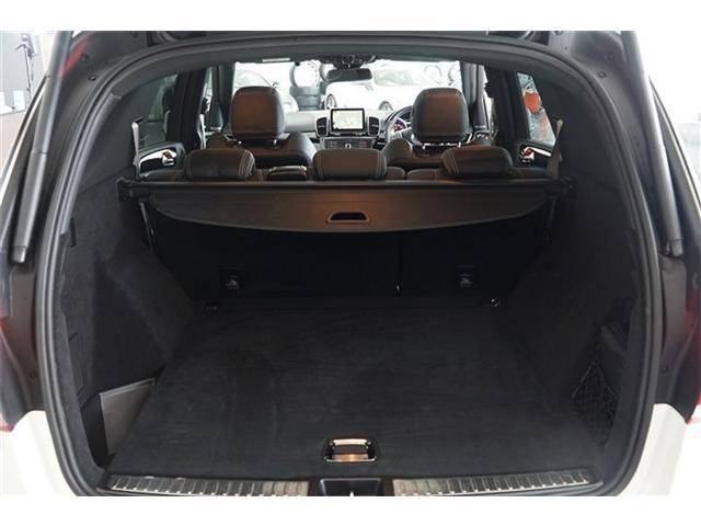 GLE63 S 4マチック パノラミックスライディングルーフ 21インチマットブラックアルミホイール AMGドライバーズパッケージ エアマティックサスペンション アダプティブブレーキ シートベンチレーター シートヒーター(23枚目)