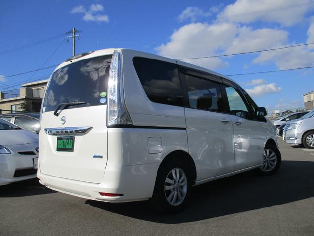 日産 セレナ 20G S-ハイブリッド ツインナビ・ETC