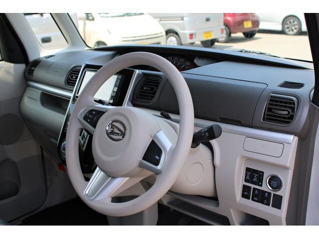 ダイハツ タント XリミテッドSAIII 新車 各色 LEDライト 両側Pドア
