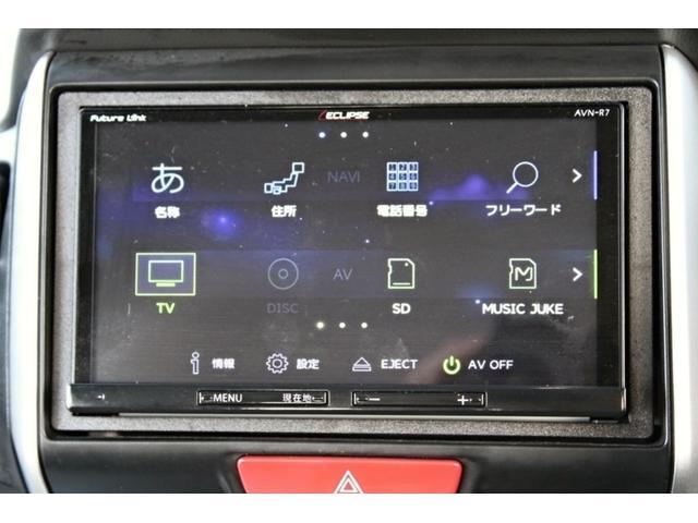 イクリプス製ナビ・フルセグテレビ・DVD再生・Bluetooth対応☆