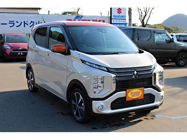 「三菱」「eKクロス」「コンパクトカー」「福岡県」の中古車3