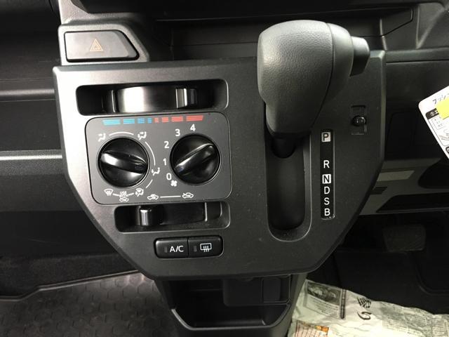 ダイハツ ハイゼットキャディー D 衝突防止システム アイドリングストップ コーナーセンサー