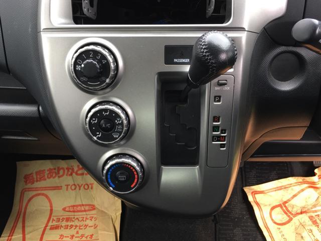 トヨタ ラクティス G パドルシフト 前席パワーシート キーレス ETC