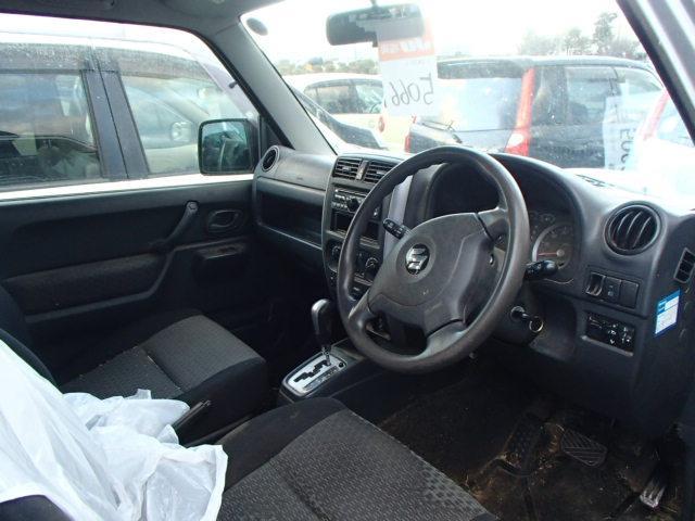 スズキ ジムニー XC 4WD CD キーレス 電動格納ミラー