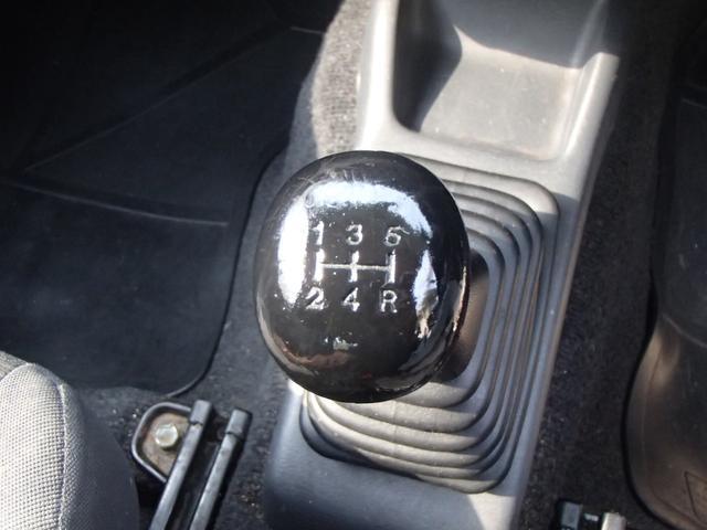 リフトアップ 社外16アルミ 5速マニュアル 4WD(19枚目)