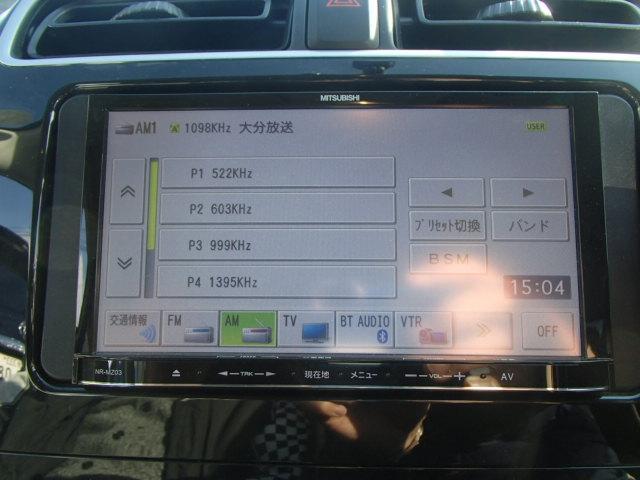 三菱 ミラージュ M メモリーナビ ワンセグ スマートキー ETC