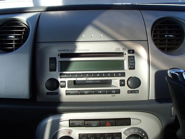 ダイハツ ムーヴラテ X ワンオーナー プラズマクラスター CDコンポ