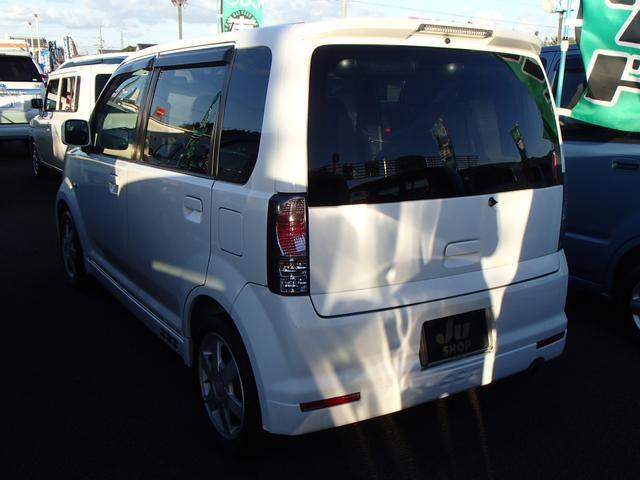 三菱 eKスポーツ R ターボ HIDライト プライバシーガラス