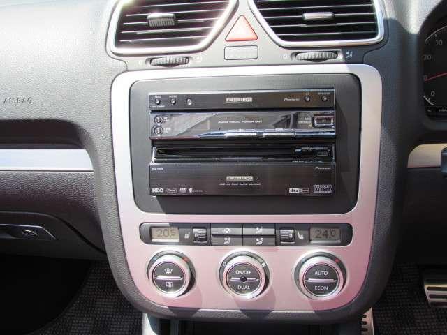 フォルクスワーゲン VW イオス V6 US後期仕様 赤レザー