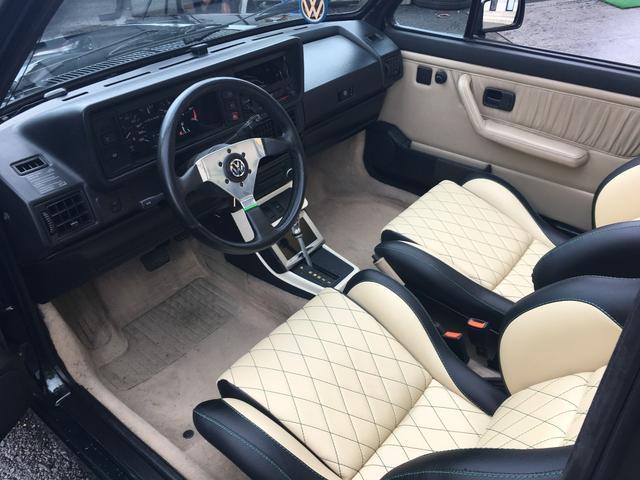 フォルクスワーゲン VW ゴルフカブリオレ クラシックライン kerscher16 車庫保管