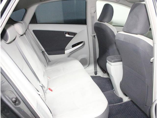 トヨタ プリウス S LEDエディション フルセグ付HDDナビ バックカメラ