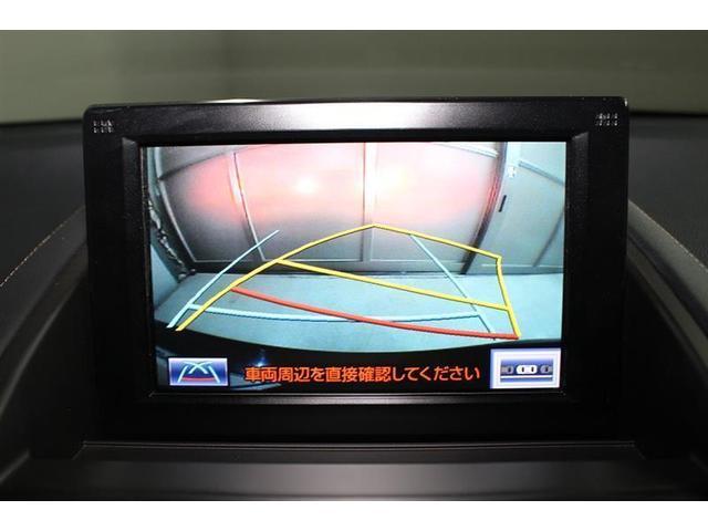 HS250h バージョンI フルセグ付HDDナビ 革シート(9枚目)
