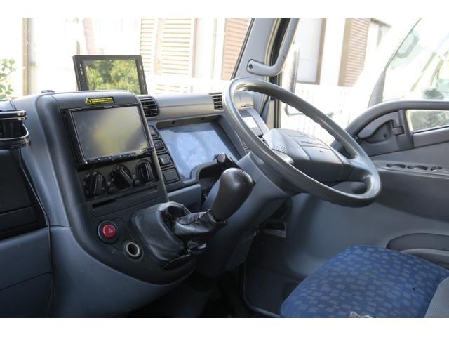 積載車 ETC HDDナビ フルセグ エアコン パワステ(12枚目)