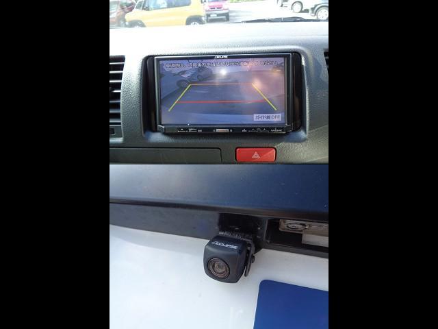 DX メモリー社外ナビ バックカメラ ETC 両側スライドドア(6枚目)