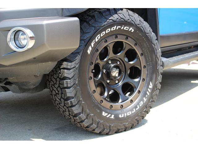 4WD 新品17インチAW 新品グットリッチタイヤ 1年保証(2枚目)