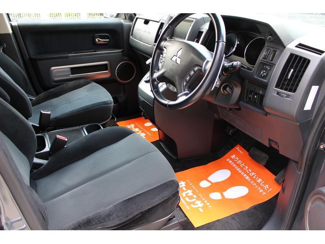4WD 新品AWタイヤ 左パワスラ ナビ DVD再生1年保証(15枚目)