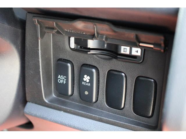 4WD 新品AWタイヤ 左パワスラ ナビ DVD再生1年保証(16枚目)