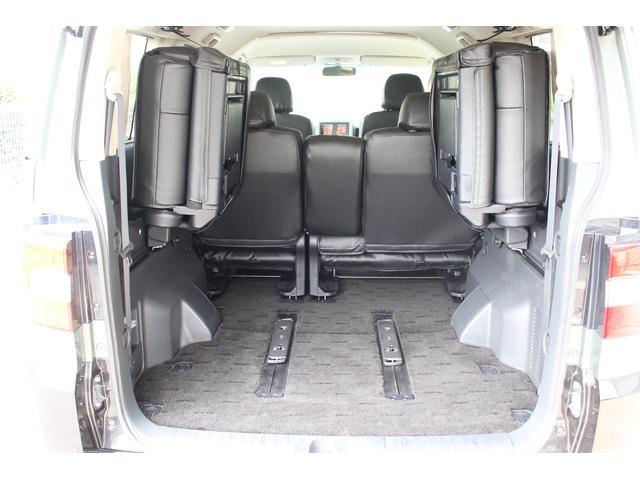 Gナビパッケージ4WD 黒革調シートカバー ワンオーナー車(14枚目)