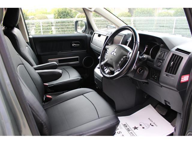 Gナビパッケージ4WD 黒革調シートカバー ワンオーナー車(19枚目)