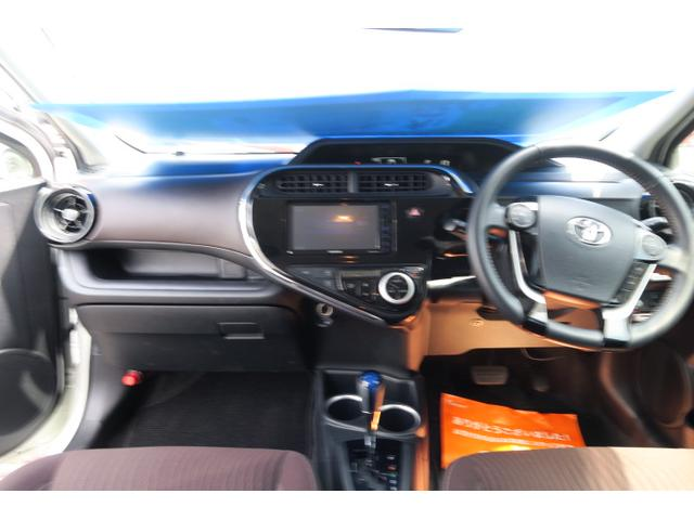 G ワンオーナー車 ナビ バックモニター フルセグ シートヒーター ETC オートエアコン 記録簿(8枚目)