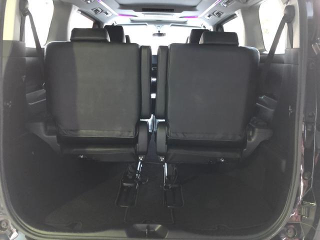 2.5Z サンルーフ 両側自動ドア ナビTV CD イモビライザー 3列シート(37枚目)