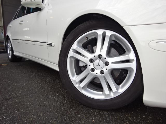 メルセデス・ベンツ M・ベンツ E320 CDI アバンギャルドディーゼルTB黒本革S