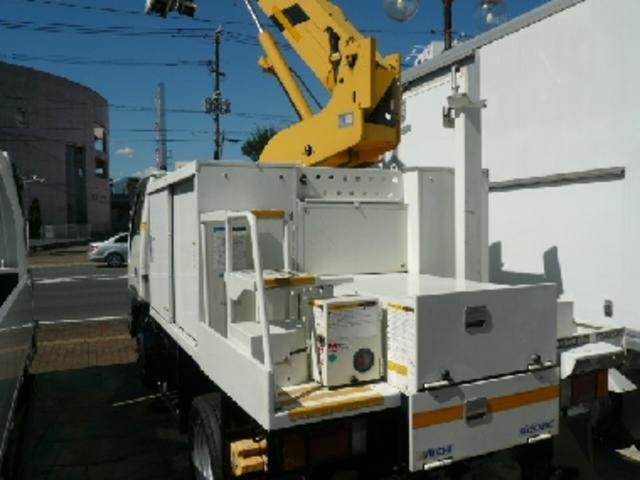 高所作業車 アイチSE08C(2枚目)