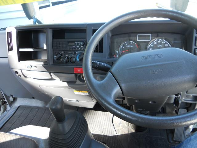 いすゞ エルフトラック フルフラットロー 2t 全低床 平ボディ