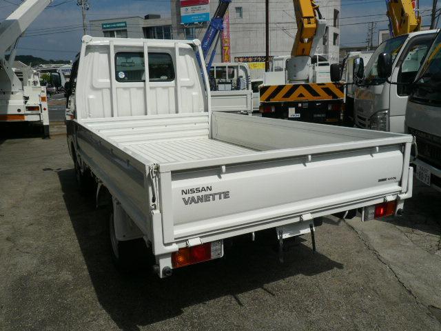 日産 バネットトラック DX 1t Wタイヤ
