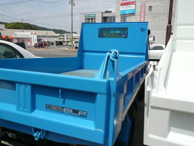 いすゞ エルフトラック 2t ダンプ