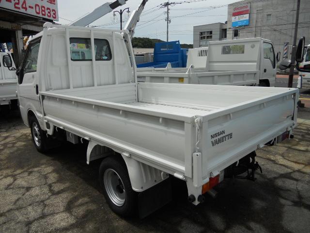 日産 バネットトラック 850kg  Wタイヤ