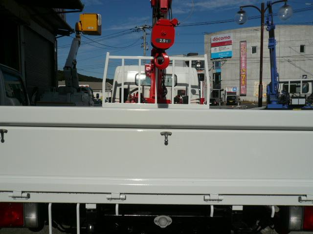 4段クレーン ラジコン付 2.93t吊 リヤジャッキ付き(5枚目)