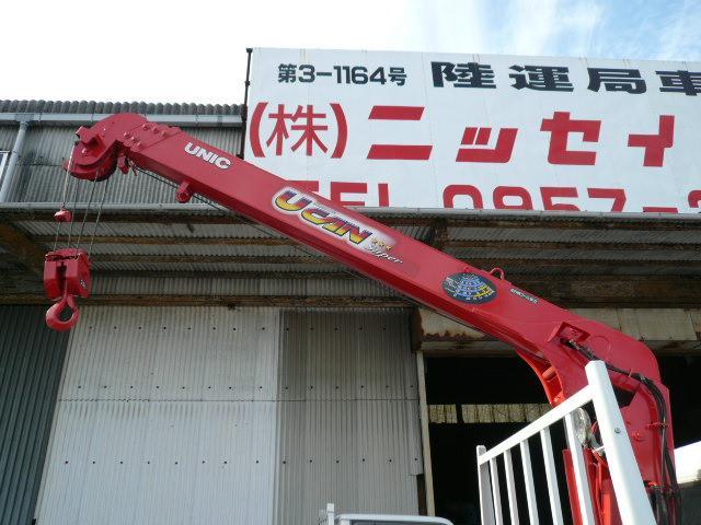 4段クレーン ラジコン付 2.93t吊 リヤジャッキ付き(13枚目)