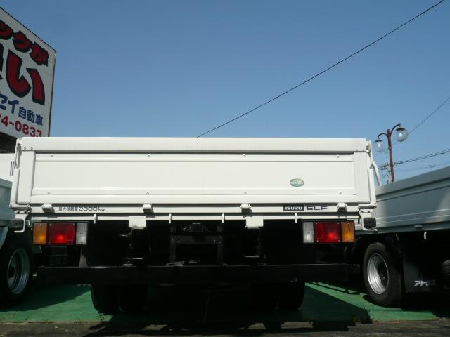 いすゞ エルフトラック 2t ワイドロング平ボディ