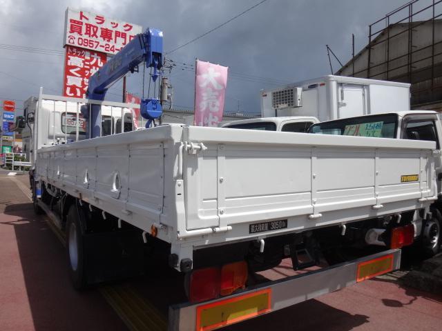 「その他」「ヒノレンジャー」「トラック」「長崎県」の中古車3