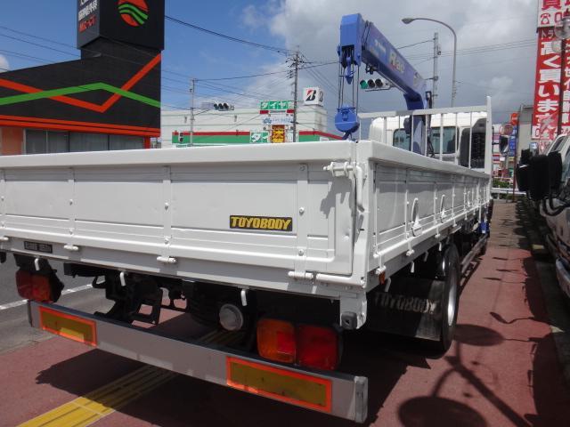 「その他」「ヒノレンジャー」「トラック」「長崎県」の中古車4
